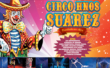 Circo Hermanos Suarez @ Av. George Washington (El Malecón)